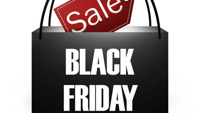 Black Friday, for some people, has little to do with actual Christmas shopping.