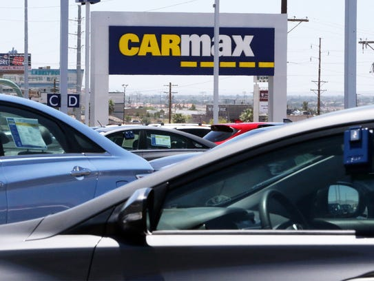carmax opens 161st store in east el paso. Black Bedroom Furniture Sets. Home Design Ideas
