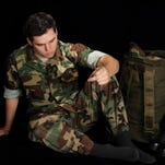 Many veterans grapple with thoughts of suicide.