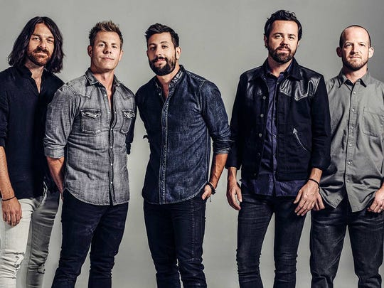 Rising country group Old Dominion will perform at 7:30 p.m. May 4 at Tricky Falls, 209 S. El Paso St. Doors open at 6 p.m. Tickets are $21, and are available for purchase at trickyfalls.com.