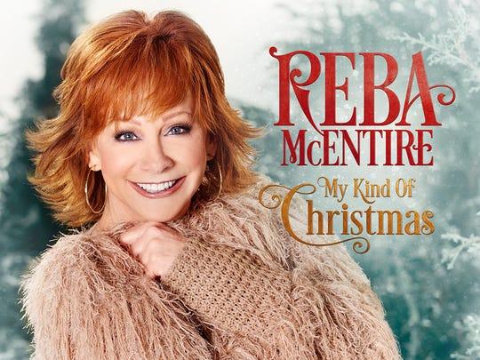"Reba McEntire ""My Kind of Christmas"""