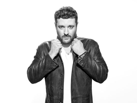 Chris Young will perform at The Ford Center later this