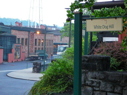 Complimentary one-hour tour choices at Buffalo Trace Distillery, a National Historic Landmark, include a ghost tour.