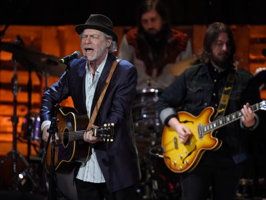 Buddy Miller performs at the 2016 Americana Music Honors