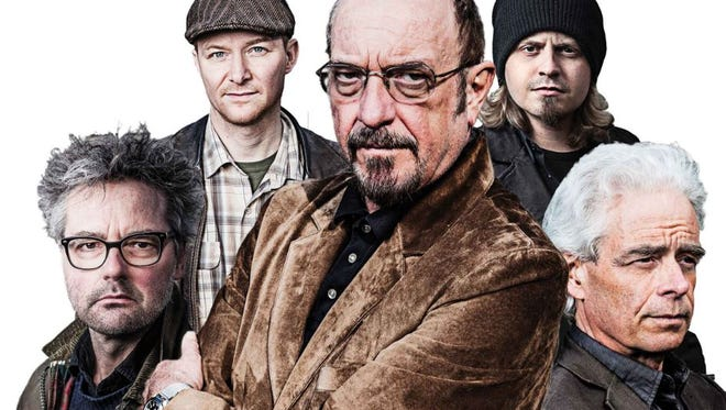 Ian Anderson and his band plays the music of JethroTull at CMAC.