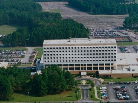 Navy Hospital Pensacola