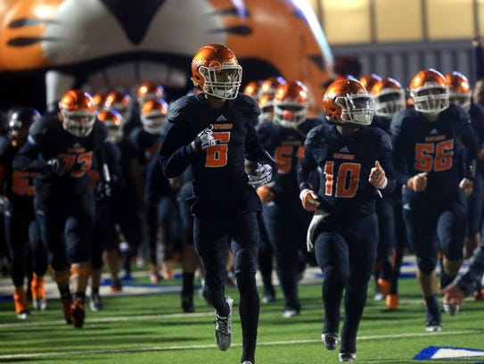 The defending state champion and No. 1-ranked Refugio