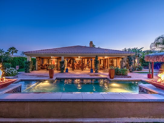 Indio maintained a consistent number of sales while