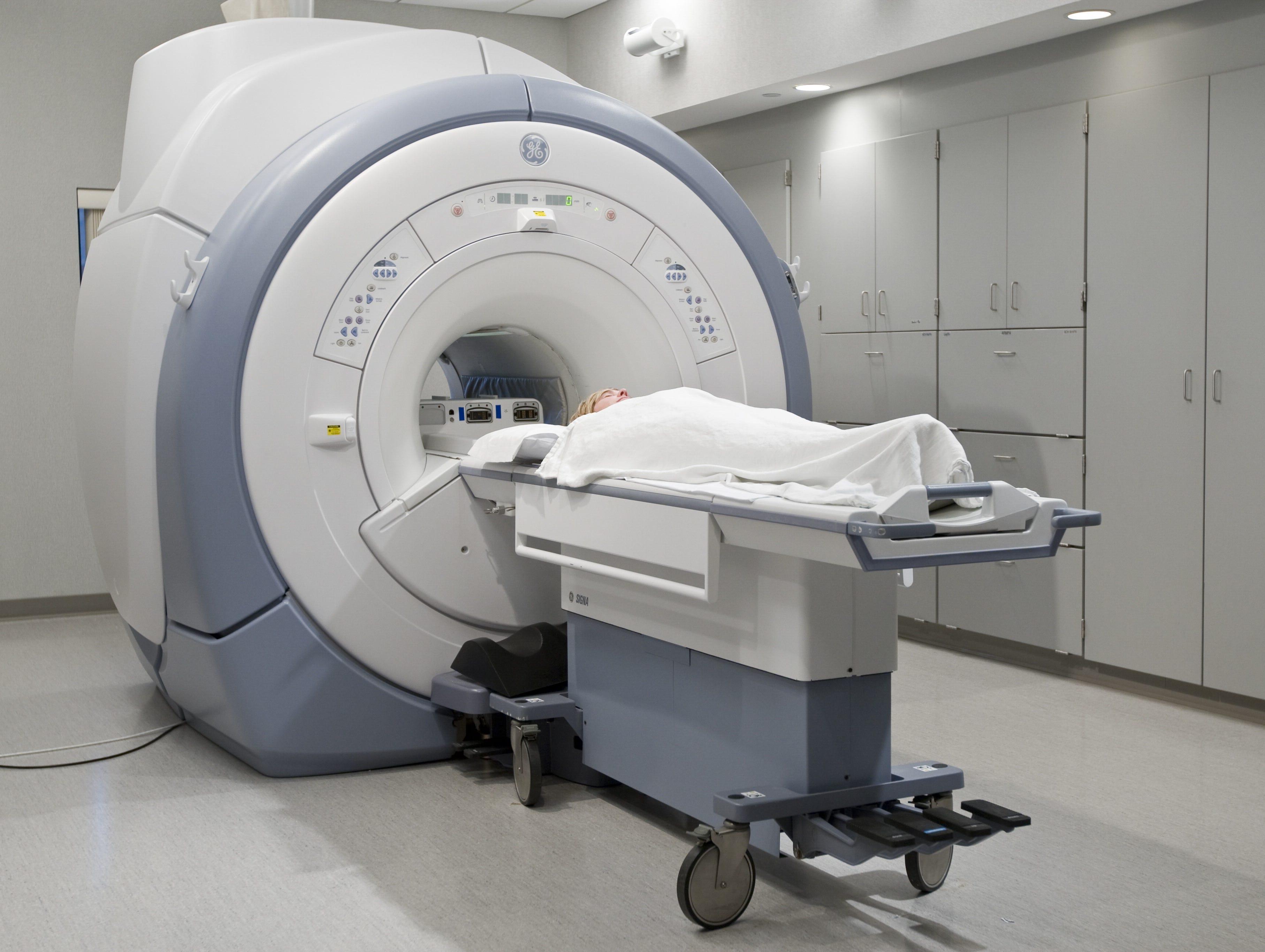 Alzheimer's scan