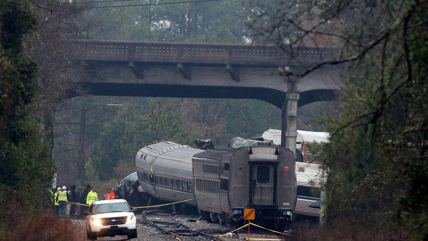 Investigators say deadly Amtrak train crash preventable