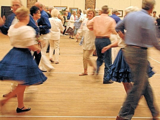 Capital Twirlers will offer square dance lessons beginning Sept. 9 at the Tallahassee Senior Center.