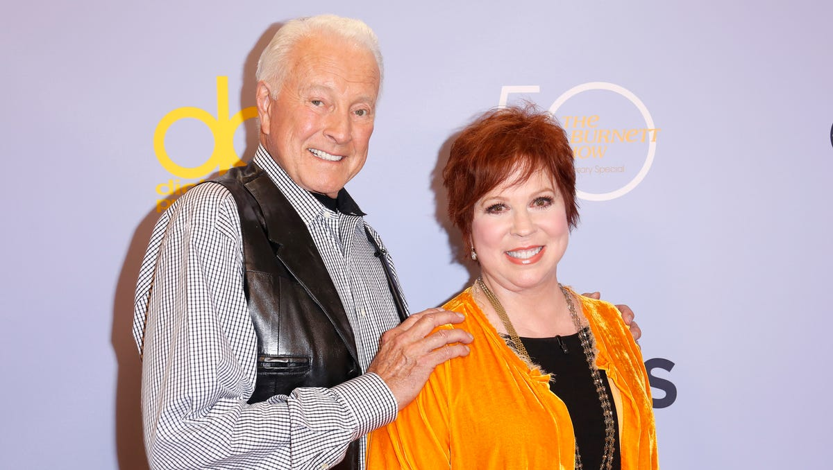 Lyle Waggoner of 'Carol Burnett Show ...