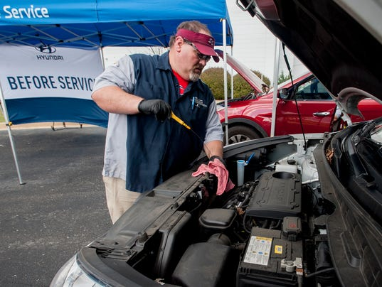 Get Your Car Inspected For Free Wednesday