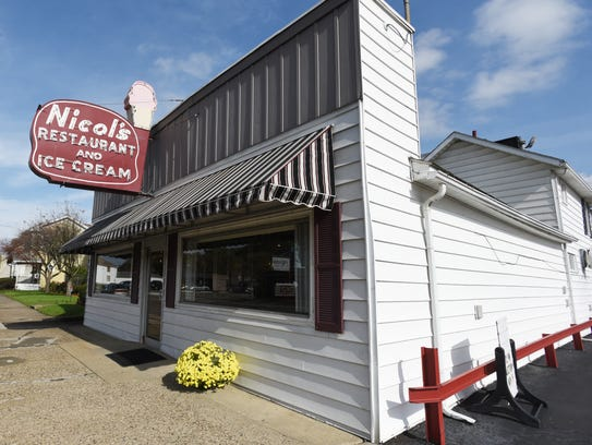 Nichol's Restaurant goes up for auction on Thursday,