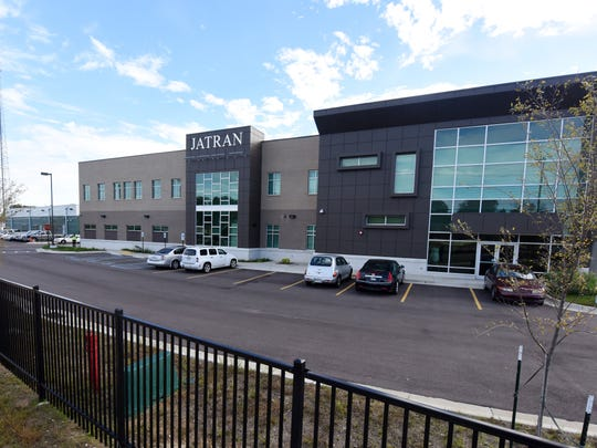 Naming of Jackson's new, approximately $7 million JATRAN