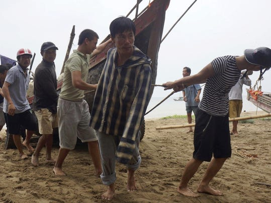 Vietnam Asia Storm