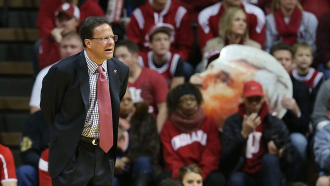 Tom Crean and the Hoosiers are beefing up their non-conference schedule for 2015.
