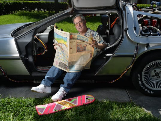 usa today and the future of Amazoncom : usa today-back to the future newspaper, oct 22  2015-new, mint condition : everything else.