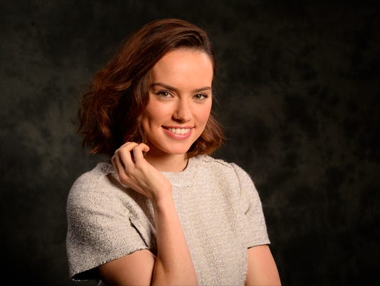 Daisy Ridley Rides High In Star Wars Galaxy