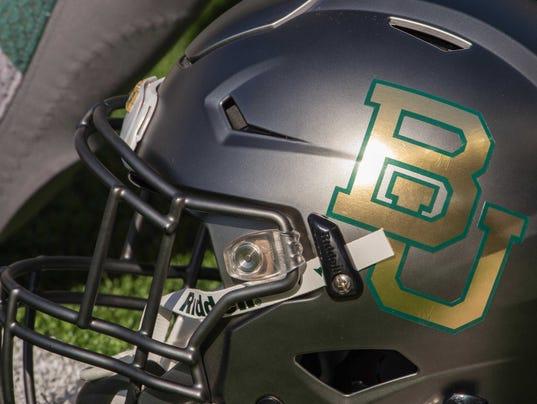 NCAA Football: West Virginia at Baylor
