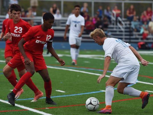 Boys soccer: John Jay v. Ketcham
