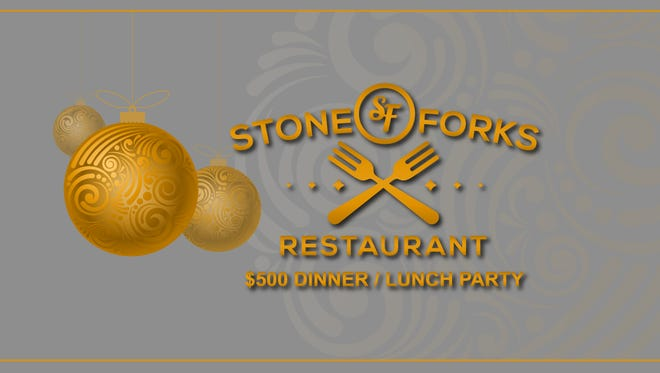 Stone Forks Sweepstakes