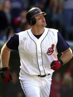 Jim Thome slugged 612 home runs during his career.