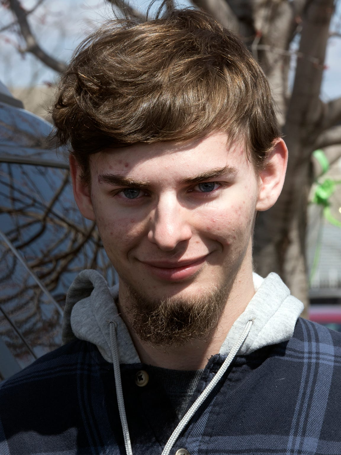 Dominick Hyatt, is a student at Chamberburg Area Senior High School.