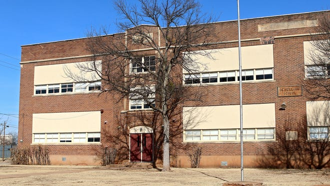 The old Holland school building, built in 1921, was sold by Wichita Falls ISD in October 2016 to Gold Nugget Properties for $11,100. It is unclear what the plans are for the building.