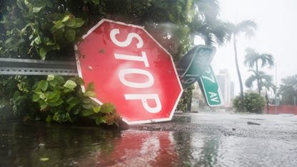 Hurricane Irma: Where is the storm now and where is it