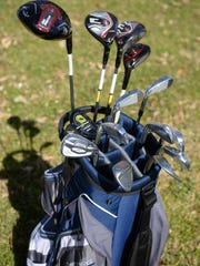 This set of Callaway Clubs from Edwin Watts Golf Shop will set you apart from the other golfers for just under $3,000.