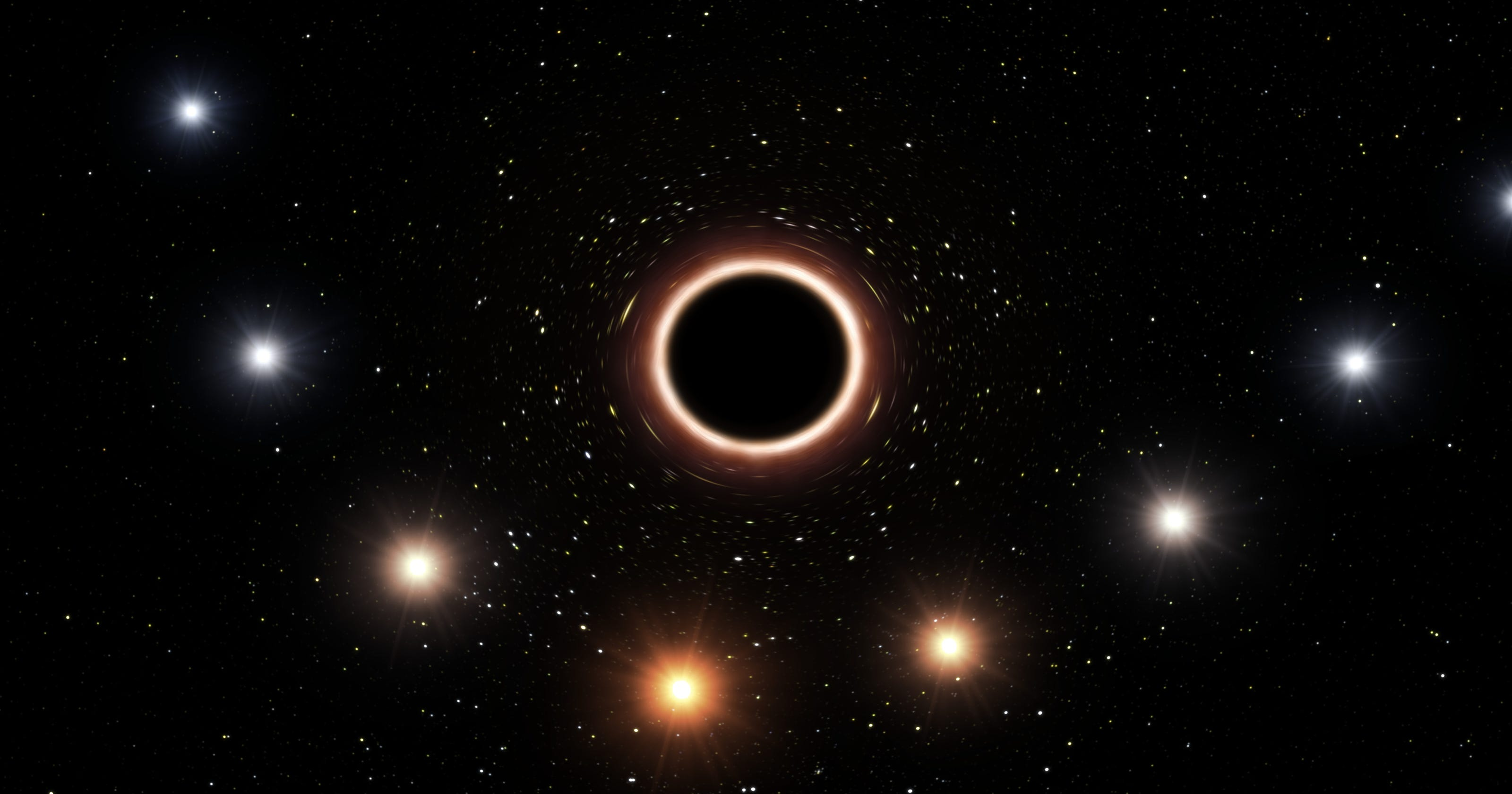 black holes proven - photo #1