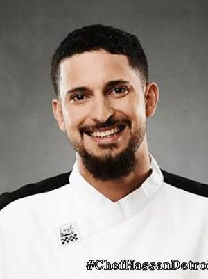"""Chef Hassan Musselmani will appear on season 15 of  """"Hell's Kitchen."""""""
