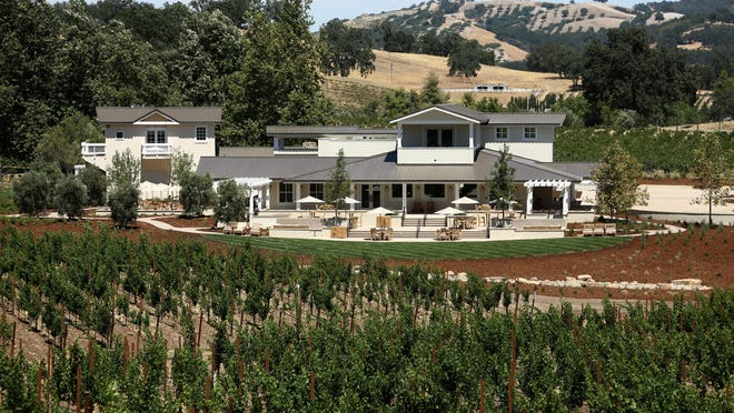 Paso Robles offers a bounty of agri-treasures -- with one of its biggest bounties the proliferation of quality wineries such as JUSTIN that are secreted down country lanes.