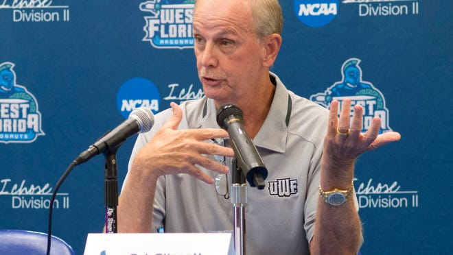 University of West Florida Men's Basketball Coach Bob Stinnett discusses his team and their prospects for the 2013-14 season.