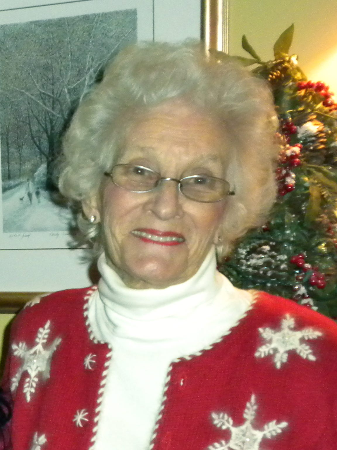 Delores Wiersum died outside of The Heritage Residential