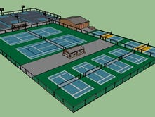 Effort to bring life to Citizen Park courts