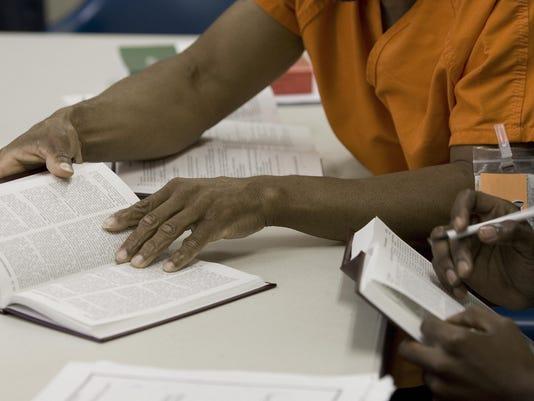 Prison education programs