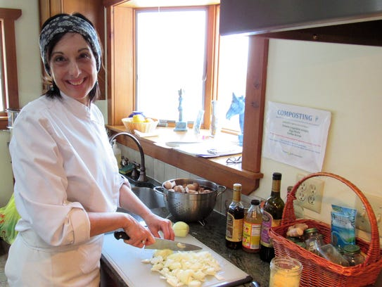Personal chef Cathy Vogt suggests starting with a quality