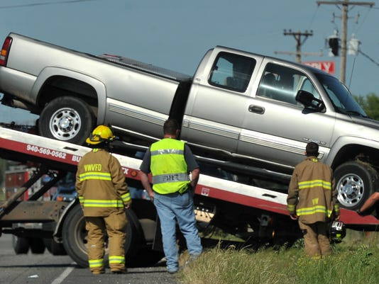 Seymour Highway accident