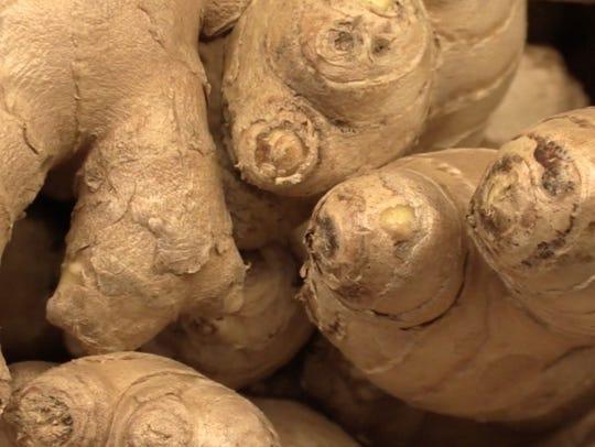 Ginger at Rainbow Blossom Natural Food Markets