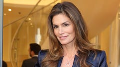 Cindy Crawford in 2014.
