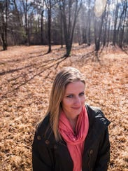 Amy Cooper is behind the effort to build the Green