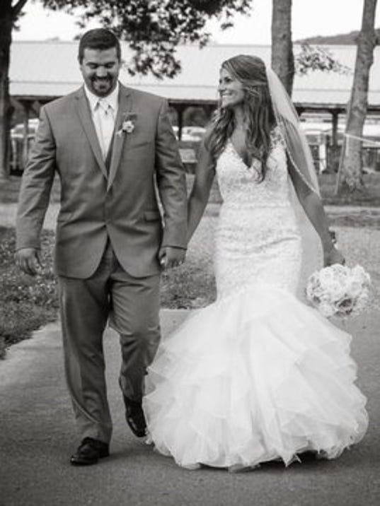 Weddings: Chelsea Lamb & Kyle Gugger