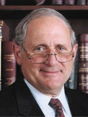Retired U.S. Sen. Carl Levin