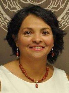 Dr. Cynthia E. Orozco.