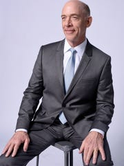 Actor J.K. Simmons is in the running for Best Supporting