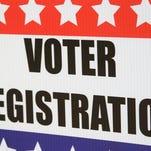 Voter registration surges after statewide mailing