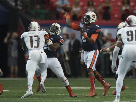 Gameday: Auburn vs. Louisville