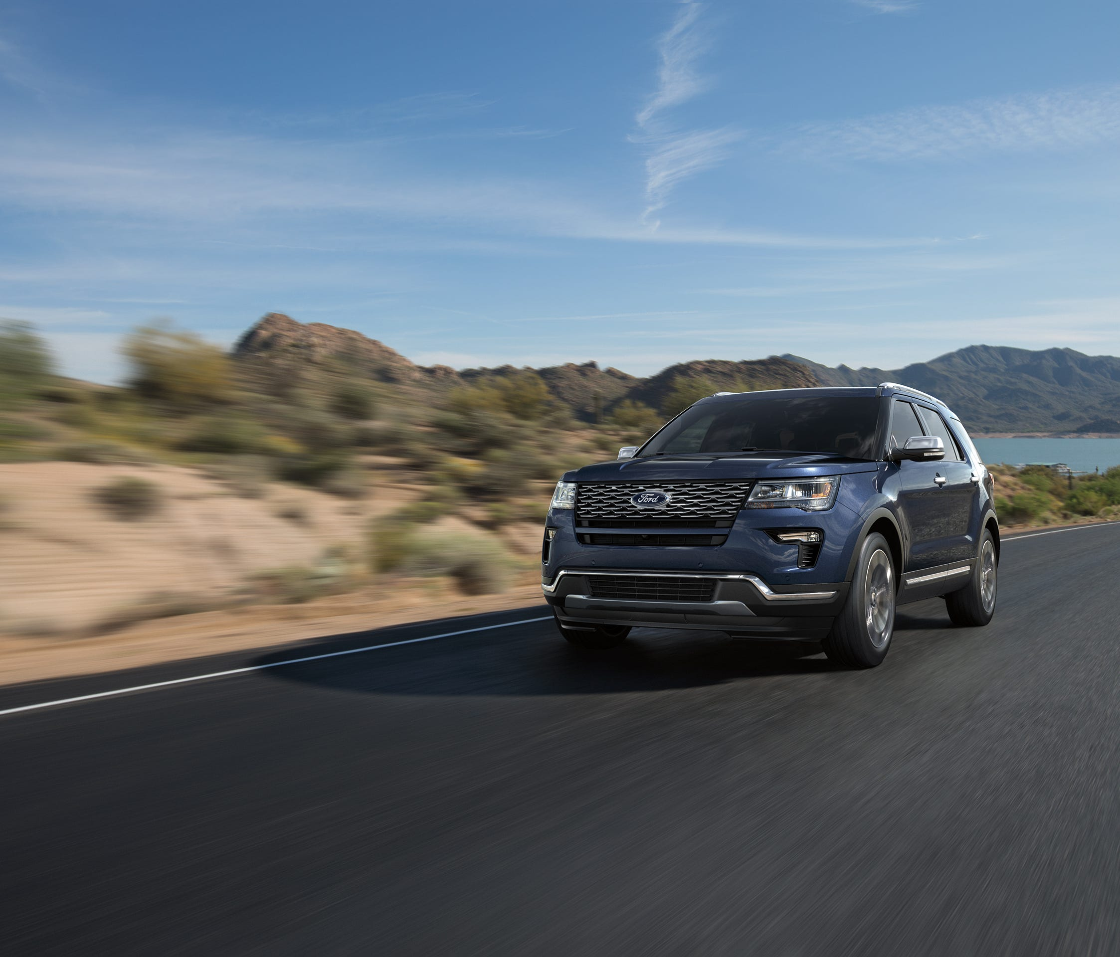 The 2018 Ford Explorer received a poor rating in the latest Insurance Institute for Highway Safety passenger-side crash test results.